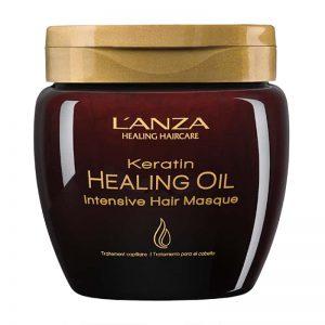 L'Anza Keratin Healing Oil Intensive Hair Masque; 210ml