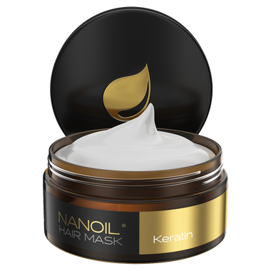 Nanoil Keratin Hair Mask-300 ml